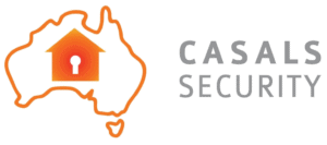 Home Security Alarm System Logo