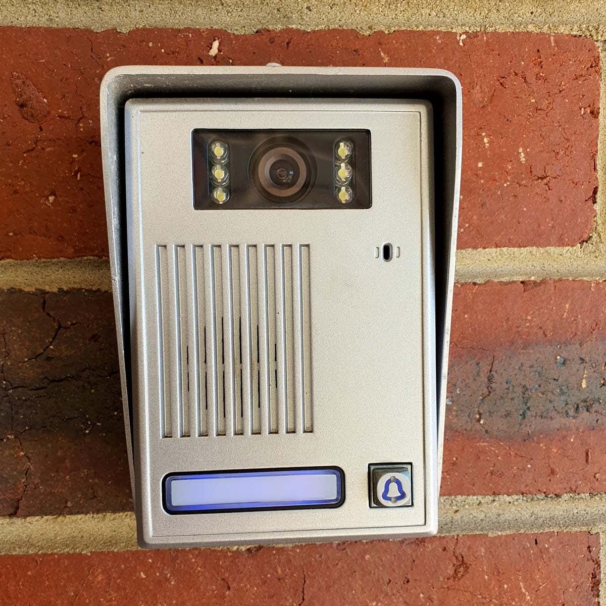 Intercom System Melbourne 03