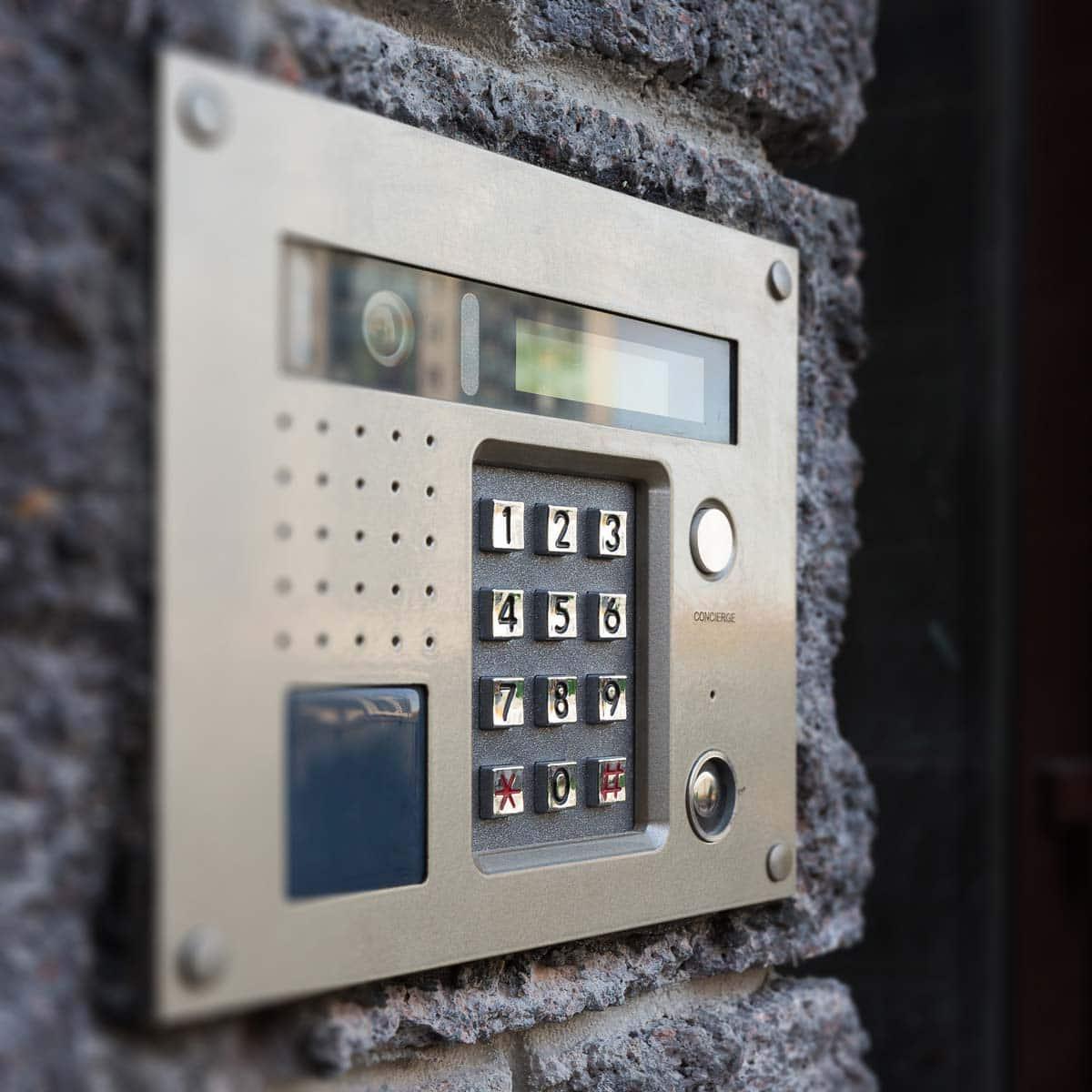 Intercom System Melbourne 05