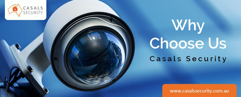Why choose us – Casals security